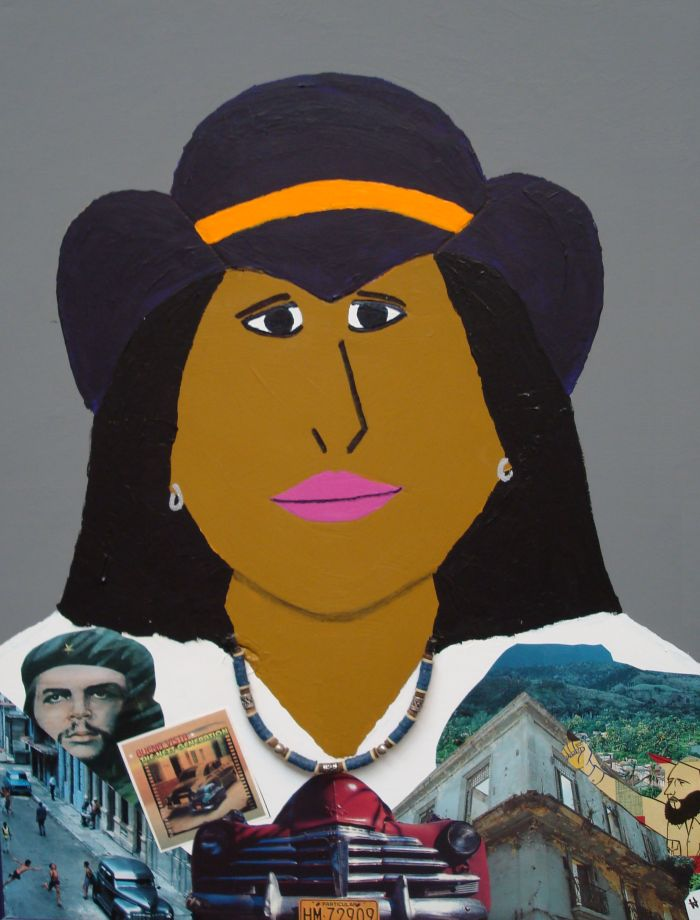 201. Spanish Harlem Mona Lisa