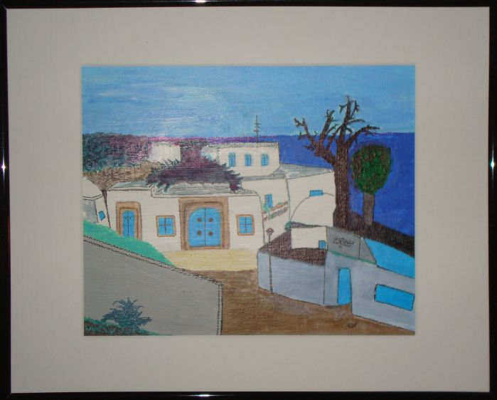344. Sidi-bou-Said, Tunisia