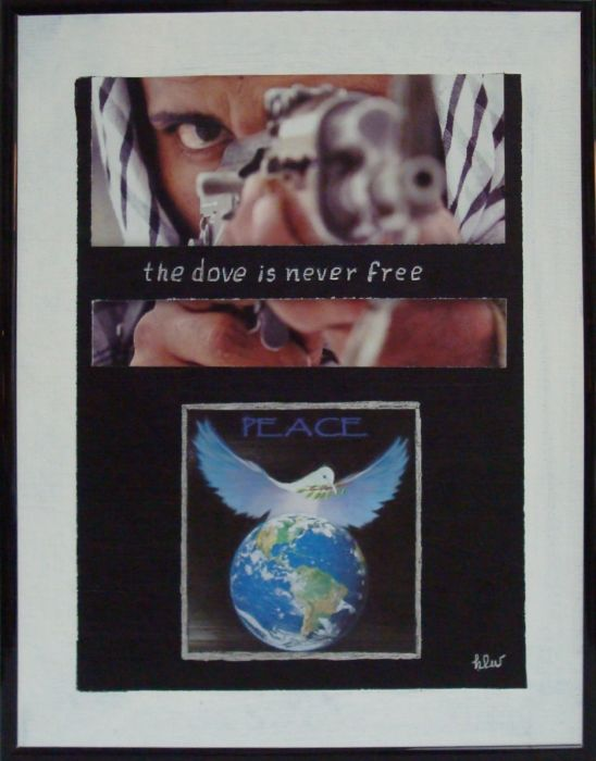 268. The Dove is Never Free